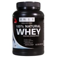 新西兰直邮【特价包邮】 100% Natural 百分百纯乳清蛋白粉  香草 1kg