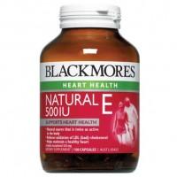 Blackmores 纯天然维生素E 500IU 150粒