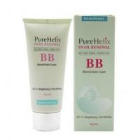 新西兰直邮 Beauteous PureHelix 蜗牛BB霜 保湿抑黑色素孕妇可用 40g