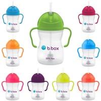 b.box 贝博士宝宝重力杯吸管杯防漏防呛婴幼儿学饮水杯 6个月+ 240ml