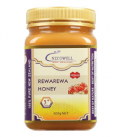 新西兰直邮NZCOWELL 忍冬花蜂蜜 Rewarewa Honey 500g