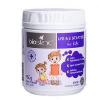 Bioisland 赖氨酸粉 儿童成长粉 1段150g