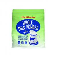 新西兰直邮 Healtheries 贺寿利 成人全脂牛奶奶粉 1kg *6袋 包邮