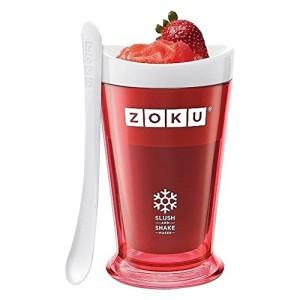 【包邮】  正品 Zoku Slush Shake Maker 冰沙奶昔杯 红色