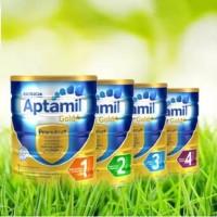 新西兰单罐直邮【包邮】 Aptamil婴儿牛奶粉爱他美一至四段