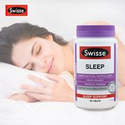 Swisse 睡眠片 100片状 改善睡眠 纯植物草本
