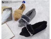 澳洲直邮 DK UGG DK206 尖头豆豆鞋
