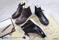 澳洲直邮 DK UGG DK 503拼接风工装靴