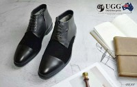 澳洲直邮 DK UGG DK 507冬季新款英伦风平头牛津鞋