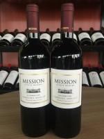 国内现货 明圣庄园 庄园版 赤霞珠梅洛 一瓶包邮(Mission Estate Cabernet Merlot)