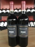 国内现货 明圣庄园 珍藏版 梅洛 一瓶包邮 (Mission Estate Reserve Merlot)