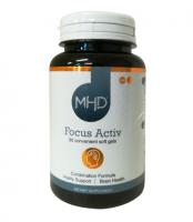MHD Focus Activ 脑动力软胶囊 90粒