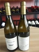 国内现货 明圣庄园 霞多丽白葡萄酒 Mission Chardonnay