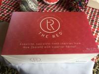 新西兰原装直发THE RED樱桃 1公斤 车厘子四种规格