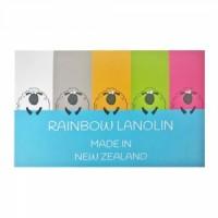 新西兰直邮 rainbow 绵羊油礼盒