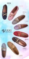 澳洲直邮【包邮】 DK UGG 18春夏新款豆豆单鞋 DK601