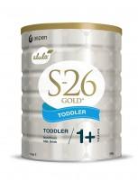 【澳洲直邮-澳邮】WYETH惠氏 S26 金装牛奶粉三段3罐一箱 2020.01上传身份证后才发货