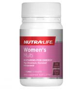 纽乐女维 女性复合维生素 30粒