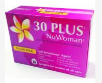 30 PLUS Nu Woman荷尔蒙平衡片 各年龄段女性适合 120片