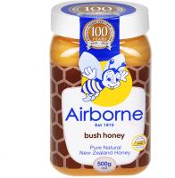 Airborne 野灌木纯天然蜂蜜 500g