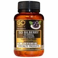 Go Healthy 高之源 蓝莓越橘护眼精华 30000mg 60粒