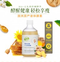 Bio-E 姜味酵素 500ml