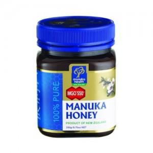 蜜纽康 麦卢卡活性蜂蜜MGO550+ 250克