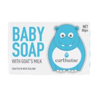 Earthwise 婴儿羊奶皂80g