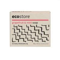 Eco Store  香皂 薄荷西柚味 80g