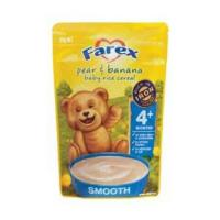 Farex 米粉 香蕉&梨 125g 4+