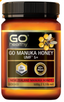 Go Healthy Go 麦芦卡 蜂蜜 UMF5+ 500g