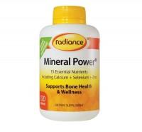 Radiance 矿物质精华 Mineral Power 120粒