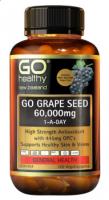 Go Healthy 高之源 高含量葡萄籽 60000 120粒