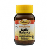 Radiance 益生菌咀嚼片 Probiotics Daily Balance Chews 60 [R902]