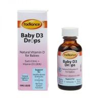 Radiance 婴儿维生素D滴剂 30毫升