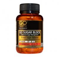 GO Healthy 高之源 血糖 平衡素 60粒