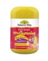 Nature's Way 佳思敏挑食儿童复合维生素软糖60粒 挑食宝宝专用