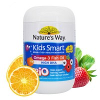 Nature's Way Kids Smart 佳思敏儿童鱼油DHA  180粒
