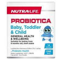 纽乐 婴儿益生菌 14包