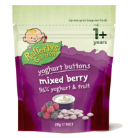 raffertys 酸奶豆混合莓子味 28g