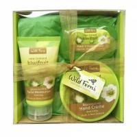 帕氏奇异果护肤礼盒(保湿霜+护手霜+香皂)