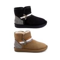 澳洲直邮 DK UGG DK024 防泼水蜜蜂雪地靴
