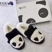 澳洲直邮 DK UGG DK022 熊猫家居鞋/雪地靴 两穿