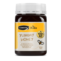 【双12】2020年10 Comvita Kids honey 500g康维他 儿童蜂蜜 500g