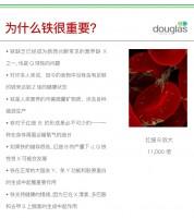 2020-12 Douglas 补铁神器 铁片 30粒 临期特价