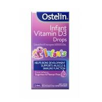Ostelin新生儿维生素D3滴剂2.4ml