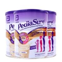 【澳洲直邮-澳邮】 雅培Pedia Sure小安素奶粉 香草味 3罐包邮