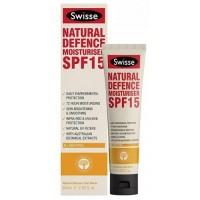 swisse 自然防御保湿霜SPF15 60ml