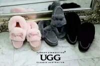 清仓特价 OZWEAR UGG 澳洲直邮 OB217 奢华包子鞋 alpine slipper boots