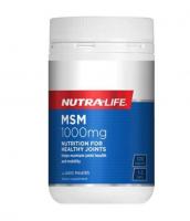 Nutra-Life 纽乐 MSM 关节止痛剂 有机硫片 1000mg 120粒